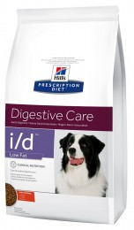 Hills PD Canine I/D Low Fat 12 кг