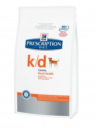 Hills PD Canine K/D 12 кг