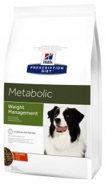 Hills PD Canine Metabolic 12 кг