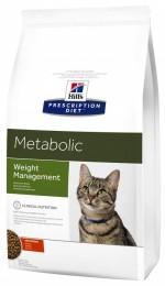 Hills PD Feline Metabolic 4 кг
