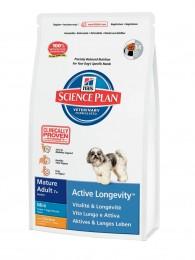 Hills SP Canine Mature Adult 7+ Mini Breed с курицей 3 кг