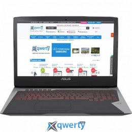 ASUS G752VS (G752VS-GB248T) GRAY