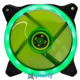 COOLING BABY 12025HBGL-1 Green LED (12025HBGL-1 GREEN)