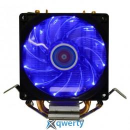 COOLING BABY R90 Blue 2LED (R90 BLUE LED 2 FANS)