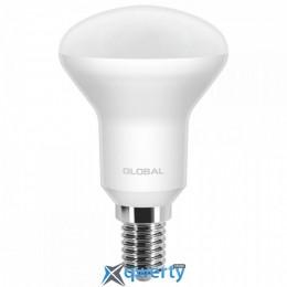 GLOBAL R50 5W яркий свет 4100K 220V E14 (1-GBL-154-02)