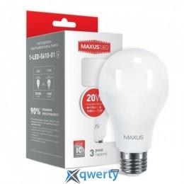 MAXUS A80 20W 4100K 220V E27 (1-LED-5610-01)