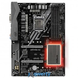 ASROCK Z370 Killer SLI (s1151, Intel Z370, PCI-Ex16)