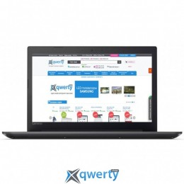 Lenovo IdeaPad 320-15 (80XR00VARA) Black