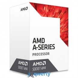 AMD Bristol Ridge A6-9500E 3GHz/1MB (AD9500AHABBOX) AM4 BOX
