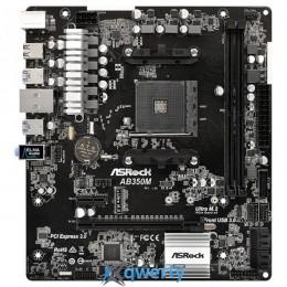 ASROCK AB350M (sAM4, AMD B350, PCI-Ex16) купить в Одессе