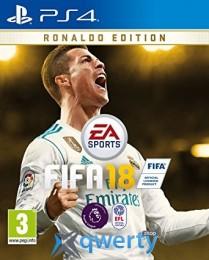 Fifa 18 Ronaldo Edition купить в Одессе