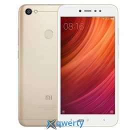 Xiaomi Redmi Note 5A 2/16GB (Gold) EU