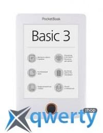 PocketBook 614 Basic3, белый (PB614-2-D-CIS)