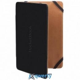 PocketBook для 6 двухсторонняя, черный/бежевый