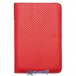 PocketBook для 6 перфорированная, красный