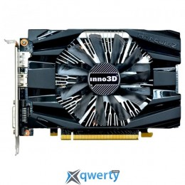 Inno3D PCI-Ex GeForce GTX1060 Compact 3GB GDDR5 (192bit) (1506/8000) (DVI, HDMI, DisplayPort) (N1060-6DDN-L5GM)