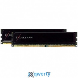 EXCELERAM DDR4-2133 8GB (2X4GB) PC4-17000 BLACK SARK (ED40821AD)