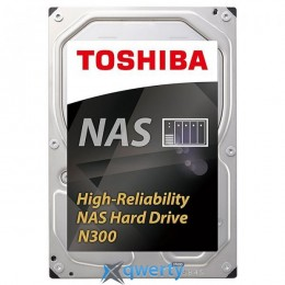 Toshiba N300 6TB 7200rpm 128MB (HDWN160UZSVA) SATA