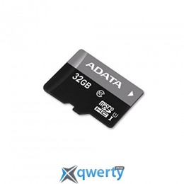 ADATA 32GB microSDHC C10 UHS-I + SD купить в Одессе