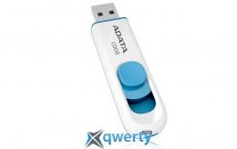 ADATA 8GB USB 2.0 C008 White