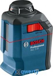 BOSCH GLL 2-20 лазерний, до 20 м (0.601.063.J00)