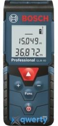 BOSCH GLM 40 Prof. лазерний. 0.15-40м (0.601.072.902)