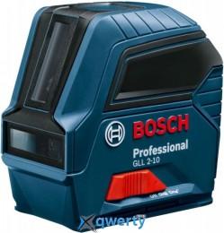 BOSCH SCH GLL 2-10 лазерний, до 10 м (0.601.063.L00)