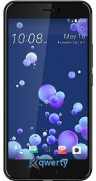 HTC U11 Dual Sim (Black) (99HAMB075-00)
