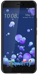 HTC U11 Dual Sim (Black) (99HAMB123-00)