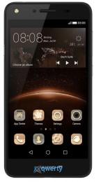 Huawei Y5 II (CUN-U29) DualSim (Black) (51050LRK)