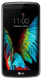LG K10 LTE (K430) DUAL SIM (Black-Blue) (LGK430DS.ACISKUA)