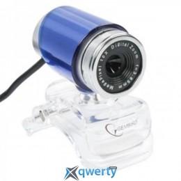 Gembird CAM100U-B BLue с микрофоном