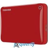 2,5' 3Tb Toshiba Canvio Connect II Red (HDTC830ER3CA)
