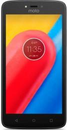 Motorola C 3G (XT1750) DUAL SIM (BLACK (PA6J0041UA))
