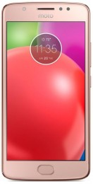 Motorola E 4G (XT1762) DUAL SIM (Metallic Blush Gold) (PA750065UA)