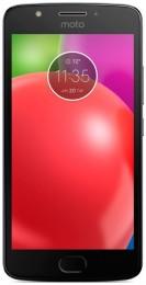 Motorola E 4G (XT1762) DUAL SIM (Metallic Iron Gray) (PA750058UA)