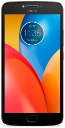 Motorola E PLUS 4G (XT1771) DUAL SIM (Iron Gray) (PA700043UA)