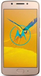 Motorola G5 (XT1676) DUAL SIM (FINE GOLD (PA610071UA))