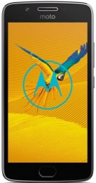 Motorola G5 (XT1676) DUAL SIM (LUNAR GREY (PA610007UA))