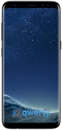 Samsung Galaxy S8 Plus (SM-G955F) (BLACK (SM-G955FZKDSEK)