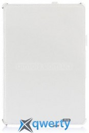 Classic Slim Stand Leather Case for Asus MeMo Pad HD 10 ME102A - White