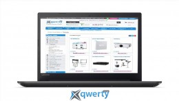 Lenovo IdeaPad 320-15IKB (80XL00SSRA) Onyx Black