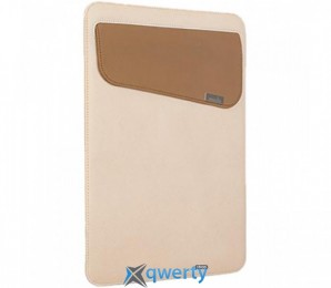 Moshi Muse 13 Microfiber Sleeve Case Sahara Beige for MacBook Pro 13 with/without Touch Bar (99MO034715)