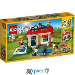 LEGO Creator Вечеринка у бассейна 356 деталей (31067)