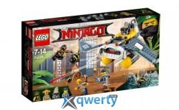 LEGO NINJAGO Бомбардировщик
