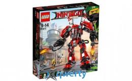 LEGO NINJAGO Огненный робот Кая 944 детали (70615)