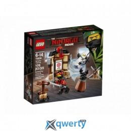 LEGO NINJAGO Уроки мастерства Спинджитсу 109 деталей (70606)