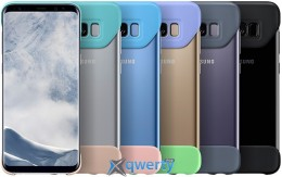 Samsung 2 Piece Cover 3-Pack для смартфона Galaxy S8+ (G955) Multicolor