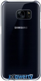 Samsung Clear Cover для Galaxy S7 (G930) BLACK