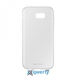 Samsung Clear Cover для смартфона Galaxy A7 2017 (A720) Transparent